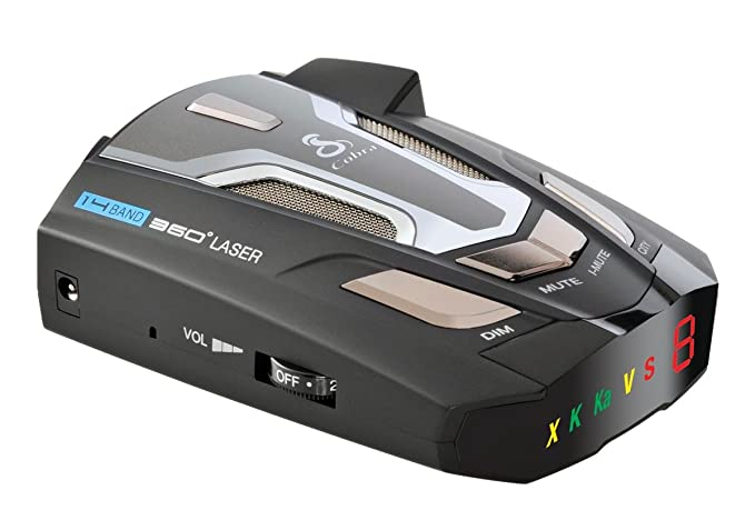 Amazon.com: Cobra Electronics SPX 5500 Ultra-High Performance Radar/Laser Detector: Cell Phones & Accessories