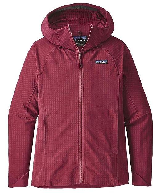 8ae5307f47 Patagonia W's R1 Techface Hoody, Giacca Donna: Amazon.it: Abbigliamento