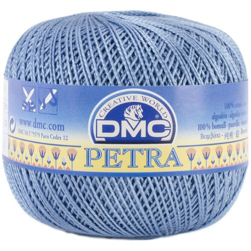 DMC/Petra Crochet Cotton Thread Size 5, - Crochet Dmc Thread