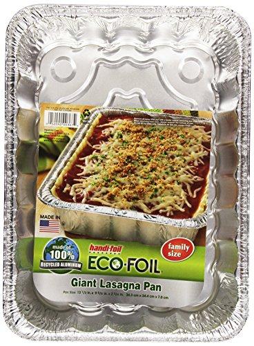 Handi Foil Giant Lasagna Pan (Lasagna Pot)