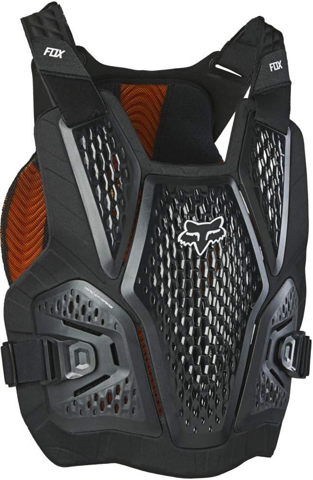 CE D3O schwarz S//M 001 FOX Unisex 26562 RACEFRAME Impact SB