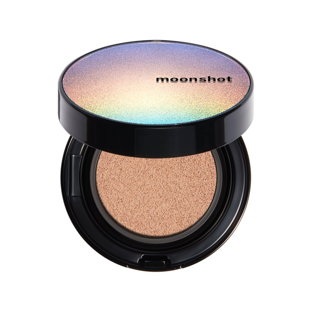 [moonshot] Micro Settingfit Cushion Lightweight Sheer Skin Foundation 201 Beige 0.4oz