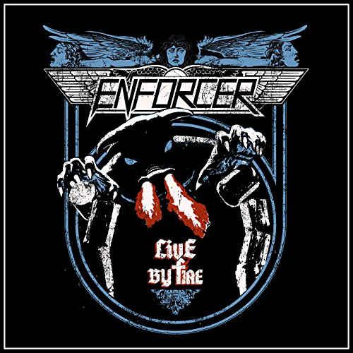 Enforcer-Live By Fire-REAL PROPER-CD-FLAC-2015-mwnd Download