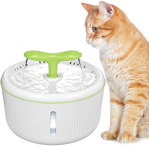 Fuente De Agua Para Mascotas, Filtro De Suministro De Agua Para ...