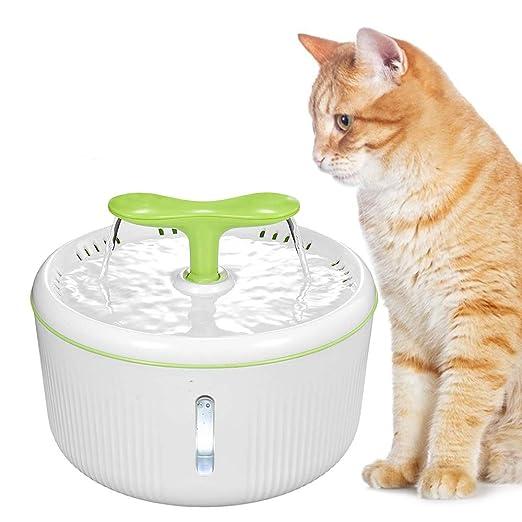 Fuente De Agua Para Mascotas, Filtro De Suministro De Agua ...