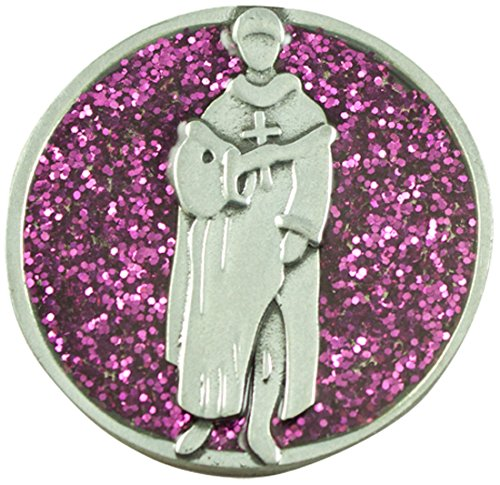 Religious Stone (Cathedral Art PT682 Saint Peregrine Pocket Token, 1-1/4-Inch)