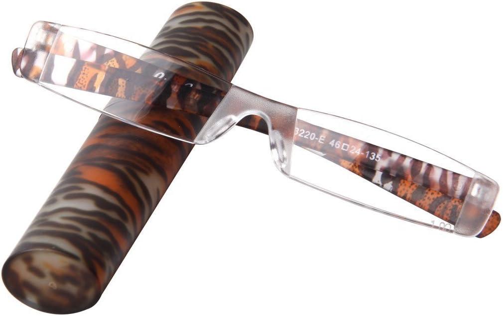 LianSan 3 pares de lectura gafas sin montura Diseñador lectura ...