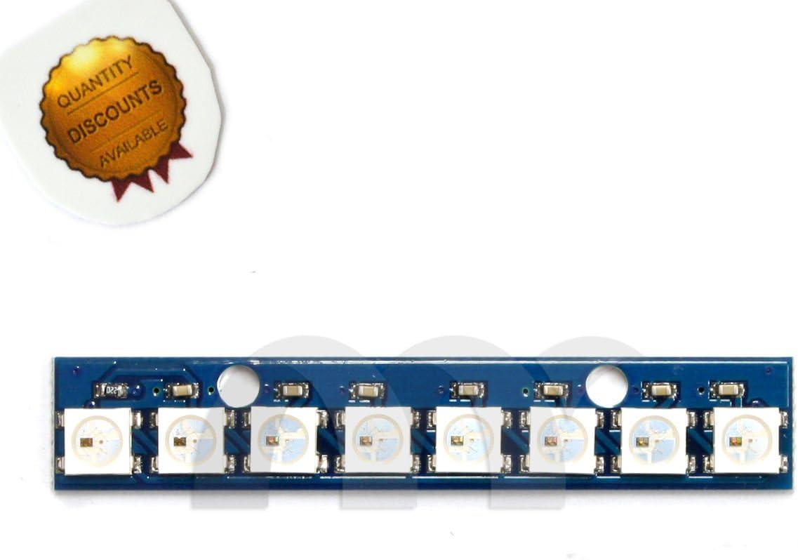 Eztronics Corp WS2812 5050 RGB LED Driver Module Board for Arduino