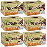 Duraflame 4637 Crackleflame Firelogs, 4-Pound 36 Pack