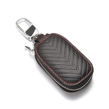 Estuches de llave clave del coche titular de la caja ...