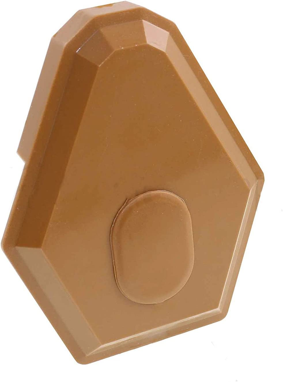 1 x Caramel Synseal Main Glazing Bar End Cap XTEC1 Global Conservatory Roof Spar End Stop