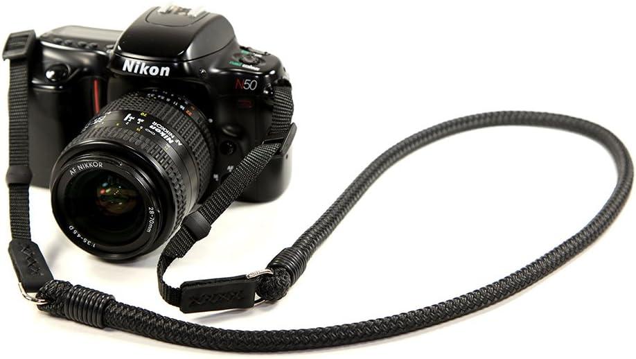 Black Lance Camera Straps DSLR Strap Cord Camera Neck Strap 36in
