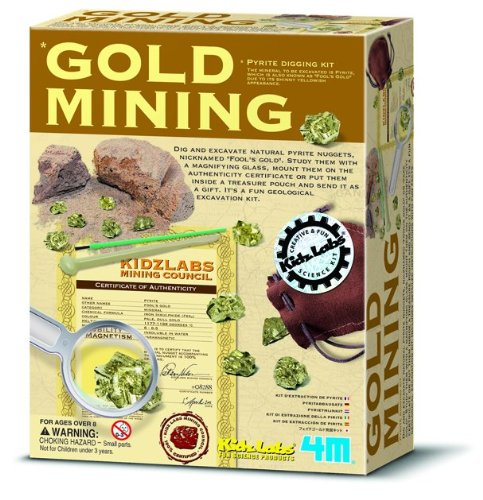 Toysmith 3559 Gold Mining Kit