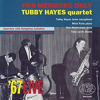 For Members Only de Tubby Hayes en Amazon Music - Amazon.es