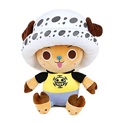 "One Piece Toei Animation Tony Tony Chopper Costume Trafalgar Law Anime Manga Plush Toy 12"": Toys & Games"