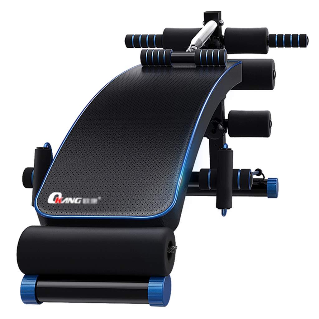 腹筋ボードフィットネス機器家庭用多機能腹部補助腹部ボード E  B07R9ZFZLT