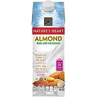 Nature's Heart Bebida de Almendra, 946 ml