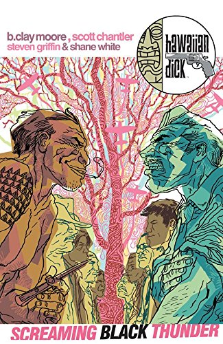 Books : Hawaiian Dick Volume 3: Screaming Black Thunder