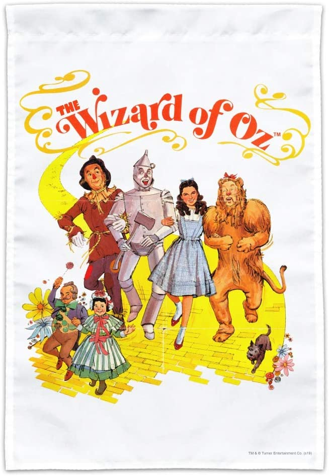 GRAPHICS & MORE The Wizard of Oz Yellow Brick Road Garden Yard Flag