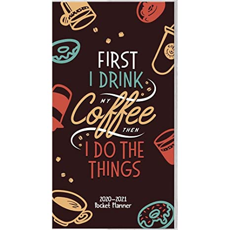 Coffee Trends 2020.Amazon Com 2020 Coffee Pocket Planner By Trends