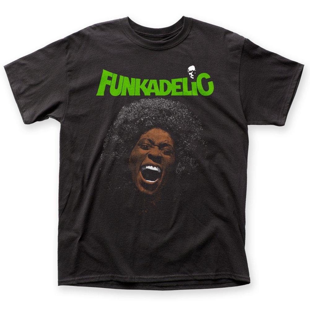 Funkadelic Free Your Mind Adult Tee 3 Black Shirts