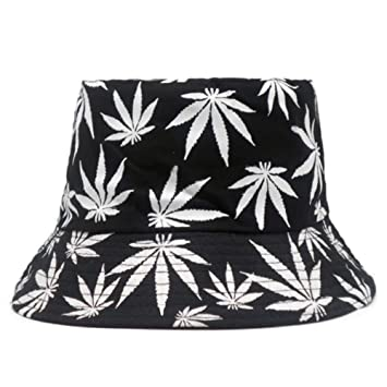 YSYNCAP Sombrero Pescado Hip Hop Green White Print Print Gorras de ...