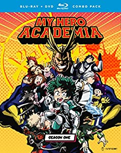My Hero Academia: Season One (Blu-ray/DVD Combo) from Funimation