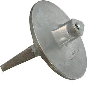 Yamaha 6E5-45371-01-00 Trim-Tab; 6E5453710100 Made by Yamaha