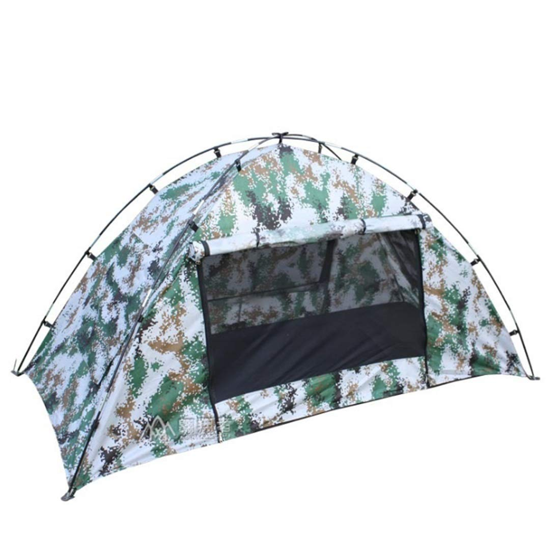WEATLY 1 Person Camouflage Zelt für Wildes Camping