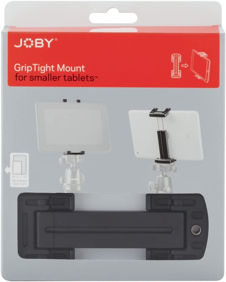 JOBY GripTight Mount including iPhone 6 Universal Stand for Smartphones iPhone 7 and iPhone 8 2.1-2.8 wide