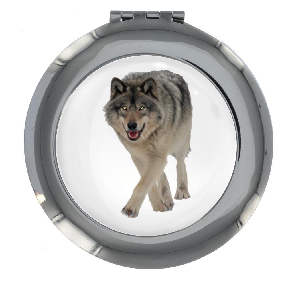 Wolf Bild Design Handtaschenspiegel 1StopShops