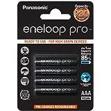 Panasonic Eneloop SY3052609 - Pack 4 Pilas Recargables, AAA