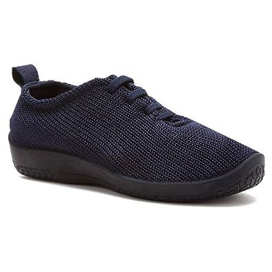 Womens Active Black Leather Shoes 39 EU Arcopedico TmOxdw3EpT
