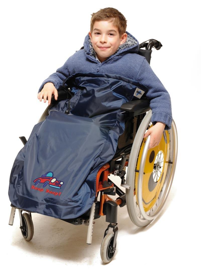 Simplantex Wheely Cosy impermeable niños 2 – 6 años