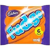 Cadbury Fudge (6 per pack - 147g)