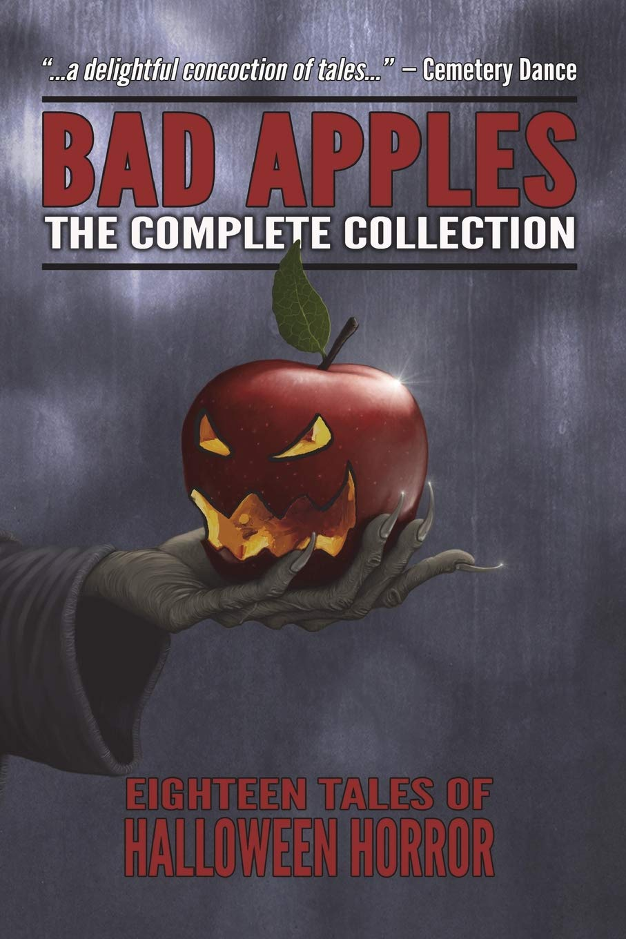 Bad Apples: Halloween Horror: The Complete Collection pdf