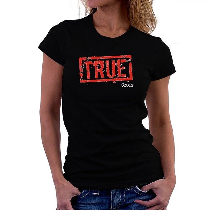 To Czech Women T Shirt