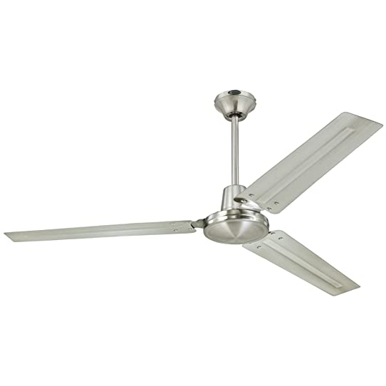 Westinghouse lighting canada 7861400 industrial 56 inch three westinghouse lighting canada 7861400 industrial 56 inch three blade ceiling fan with ball hanger mozeypictures Images