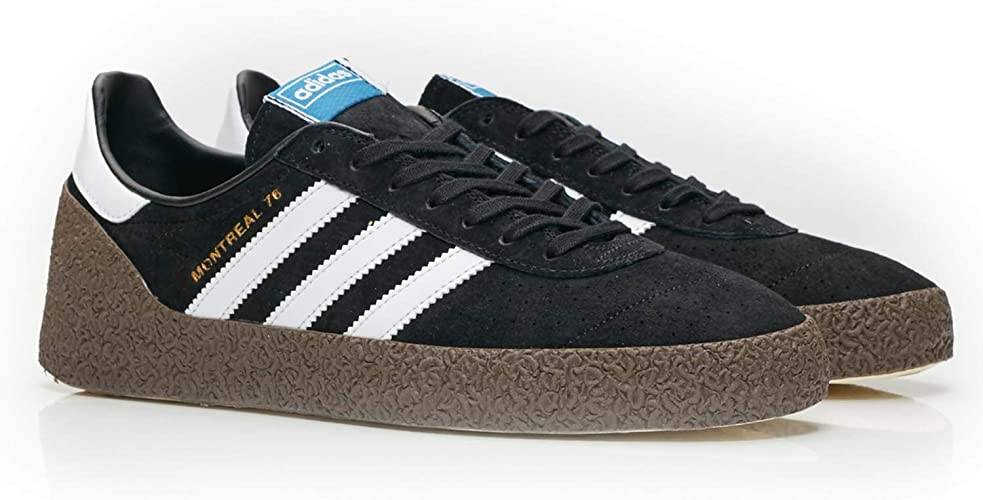 | Adidas Mens Montreal 76 Suede Synthetic