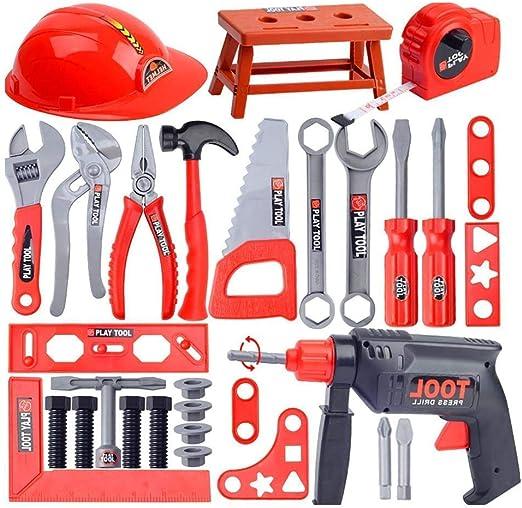 Kids Construction Educational Toys - Juego de herramientas de ...