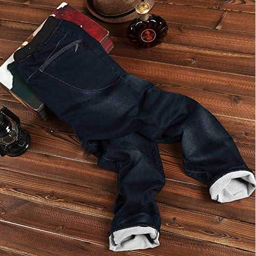 6f323000e1e8 durable modeling SK Studio Men s Oversized Skinny Loose Fit Straight  Stretch Jeans