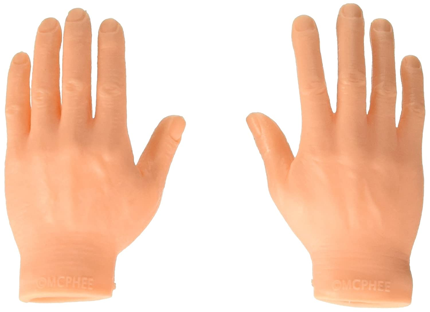 Set Of Ten Finger Hands Finger Puppets Accoutrements 04165001325