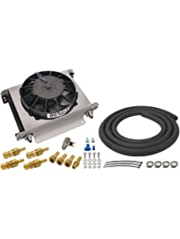 Derale 13960 Hyper-Cool Remote Transmission Cooler