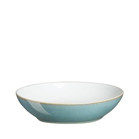 Denby Azure Pasta Bowl  sc 1 st  Amazon.com & Amazon.com: Denby Azure Pasta Bowl: Pasta Serving Bowls: Kitchen ...