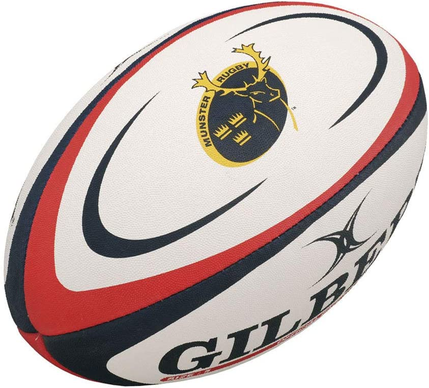 Munster Rugby Ballsミディサイズ2