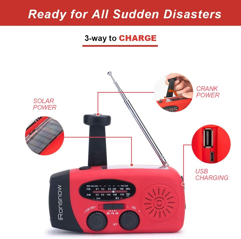 best emergency radio consumer report