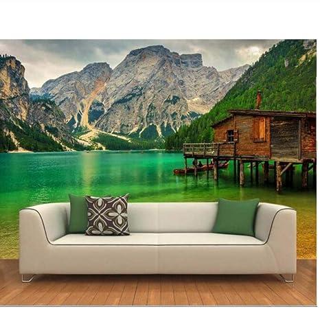 Amazon Com Pbldb 3d Wallpaper Custom Mural Non Woven 3d