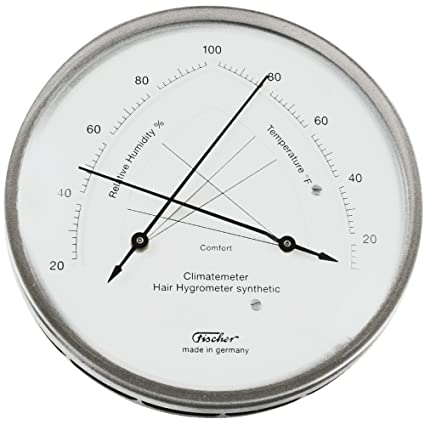 Amazon.com  Ambient Weather Fischer Instruments 146-01 Stainless ... 3ea5dfe320304
