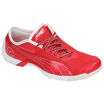 d25e33879e1a Puma Future Cat Super Low Top Women s Trainers (304579 02) (Hibiscus    Hibiscus