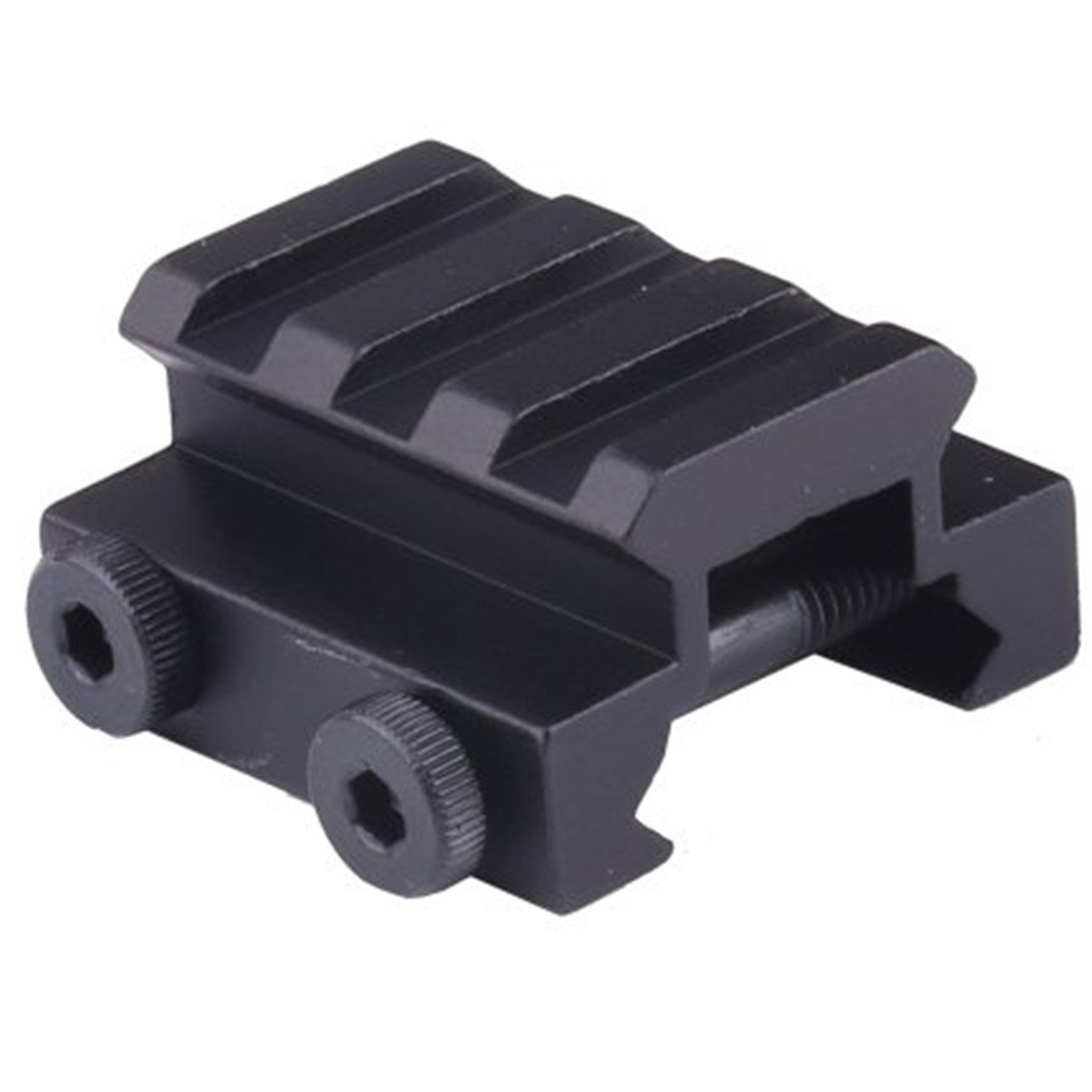 1/2 Pulgada 3 Slot Low Riser 20mm Teclado Picatinny Rifle Base/Scope Mount Rail FIRE WOLF
